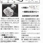 いちやく草便り2009年3月号(1)