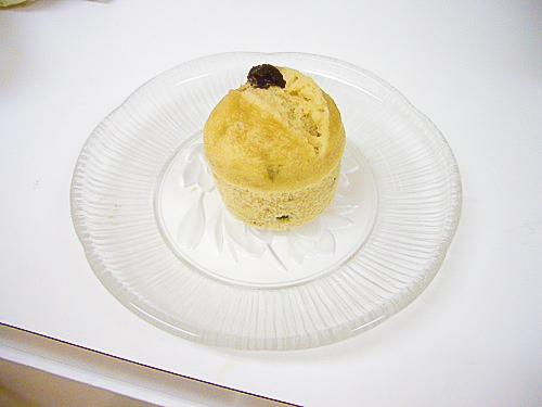 2009年11月 薬膳講座 黒豆蒸しパン