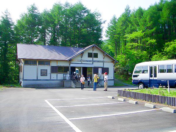松寿仙工場見学3日目〜長寿の森林休憩所