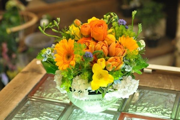 南区の花屋さん
