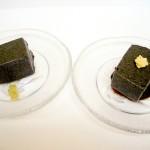 黒ゴマ豆腐