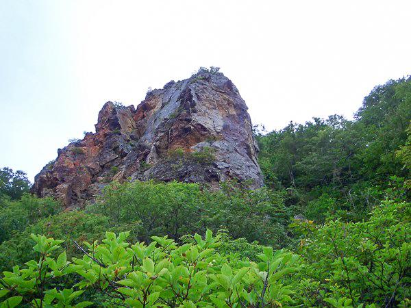 小樽赤岩ルート『オレンジ』